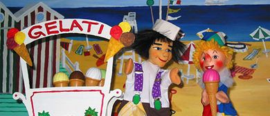 Friedburger Puppenbühne: Kasperl im sonnigen Italien