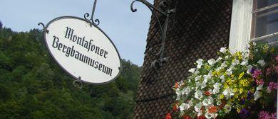 Offener Sonntag im Montafoner Bergbaumuseum