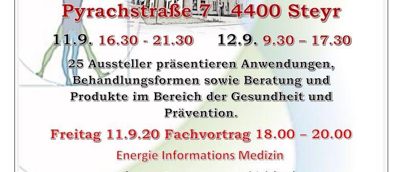 Messe für Meine Gesundheit 24/7 Steyr Reithoffer