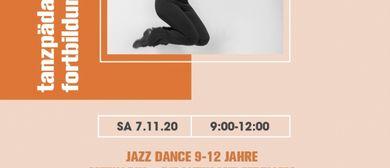 Tanzpädagogische Fortbildung