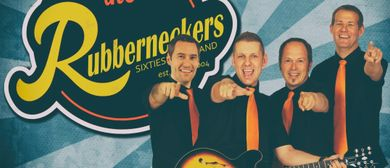The Rubbernerckers live im Gastgarten Fohren Center
