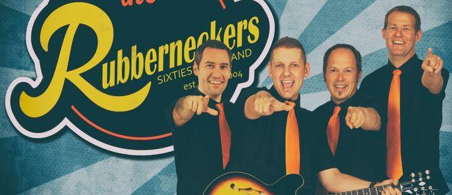 The Rubbernerckers live im Gastgarten Fohren Center