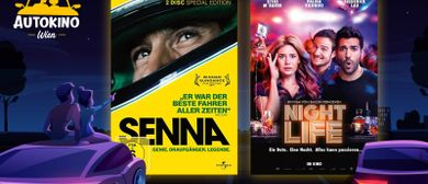 Senna & Night Life - So 05.07 Autokino Wien