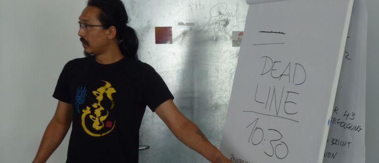 Kinder Künstler Kurse: Kalligrafie-Workshop