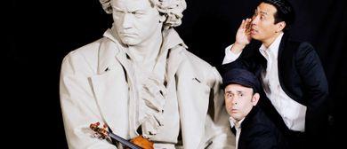 """Igudesman & Joo: """"And Now Beethoven"""""""