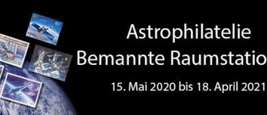 Astrophilatelie – Bemannte Raumstationen