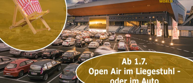 Auto- und Openairkino Innsbruck