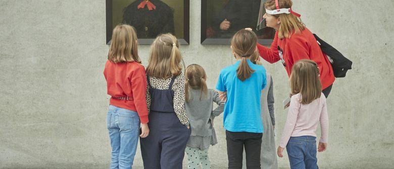 Kunst kennt keine Grenzen – Kinderworkshop