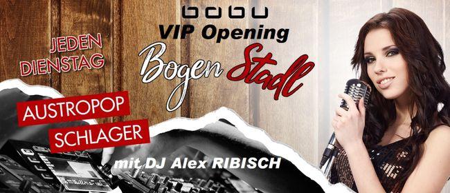 VIP Opening im Club Babu mit DJ Alexander Ribisch