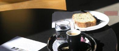 Kunst & Kaffee: Adrian Schiess