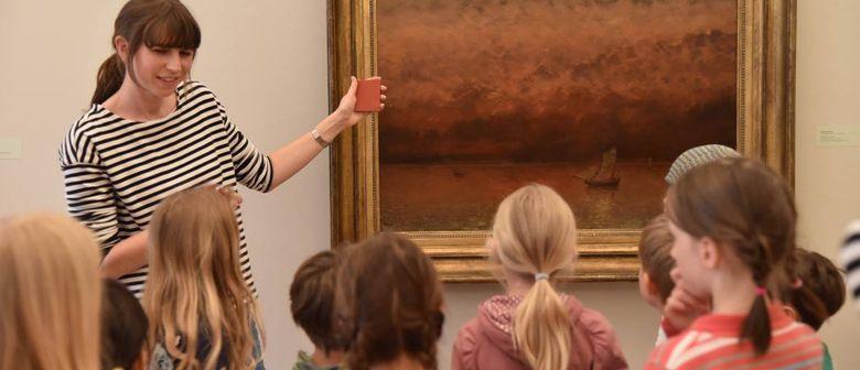 Kinder Kunst Klub: Siobhan Hapaska