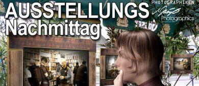 """Ausstellungs-Nachmittag im """"Naturkost Liola"""""""