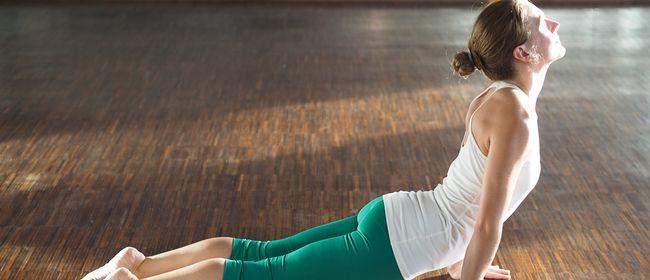 Easy Flow Yoga (Vinyasa für Anfänger) in Dornbirn