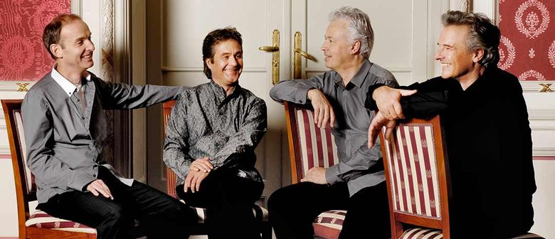 40 Jahre Auryn Quartett