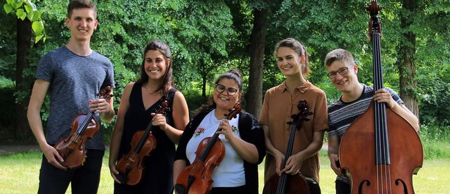 Kurkonzert mit dem Prisma-Quintett