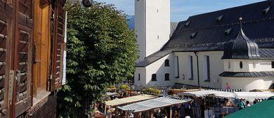 ABGESAGT: Schwarzenberger Markt mit Käseprämierung: CANCELLED