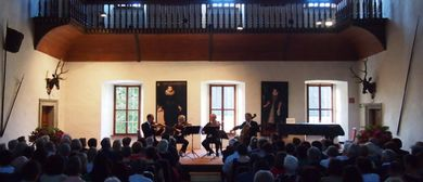8. Sommerkonzert Honeck-Quartett