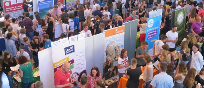 Youth Education & Travel Fair Wien 2020