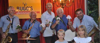 bugo's Sommersession mit dem Clunia-Quintett
