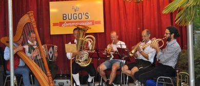 bugo's Sommersession mit der Sunntigsmusig