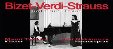 Bizet - Verdi - Strauss, Solo für Mezzo