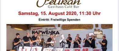 Blaskapelle KARWENKA: Frühschoppenkonzert der Europameister