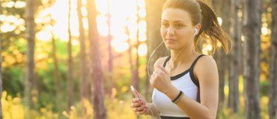 LaufTreff - Freude an der Bewegung (Bewegt im Park)