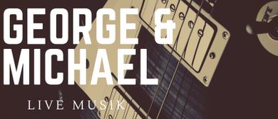 BBQ UND LIVE-MUSIK VON GEORGE & MICHAEL