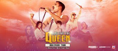 Abgesagt: Break Free - Long Live The Queen  // Götzis: CANCELLED