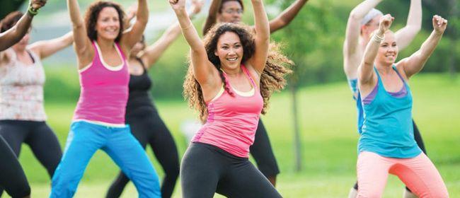 Sommer Fitness für alt und jung