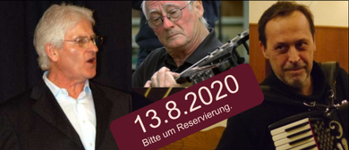 Willi Lehner Trio beim Heurigen Maly