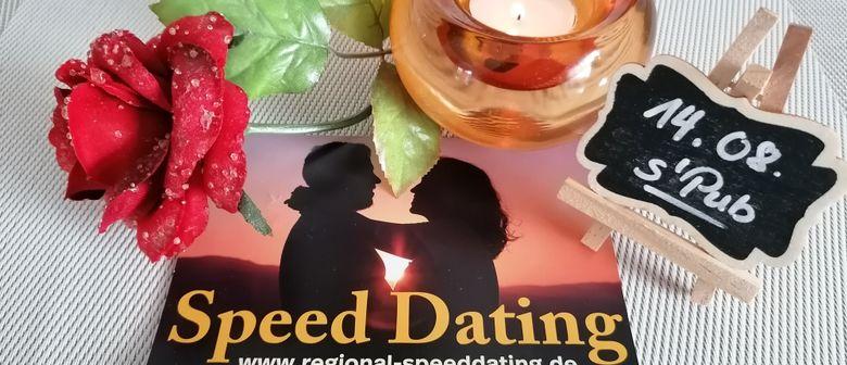 SPEED DATING am 14. August im s`Pub in Schwarzach