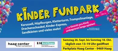 Kinder-Funpark 2020 - beim Haagcenter (CH)
