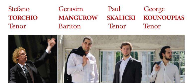 TENORISSIMO : eine spannende musikalische Weltreise