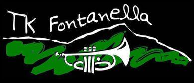 Silvesterblasen in Fontanella