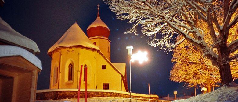 Christmetten in Damüls und Fontanella: CANCELLED