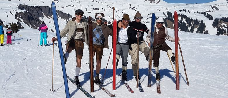 Damülser Nostalgie Skirennen: CANCELLED