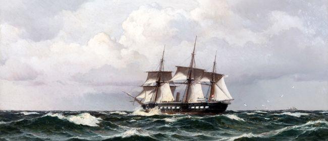 SMS Novara - Ein Kriegsschiff im Dienste der Wissenschaft