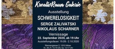 """""""SCHWERELOSIGKEIT"""" Serge Zalivatski/ Nikolaus Scharner"""