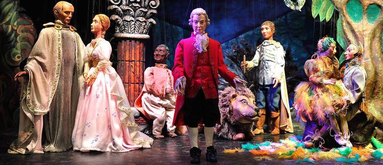 Open-Air-Spektakel »Mozart & die Zauberflöte« in Schönbrunn