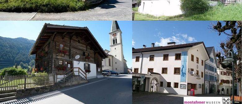 Sonderführung Heimatmuseum Schruns