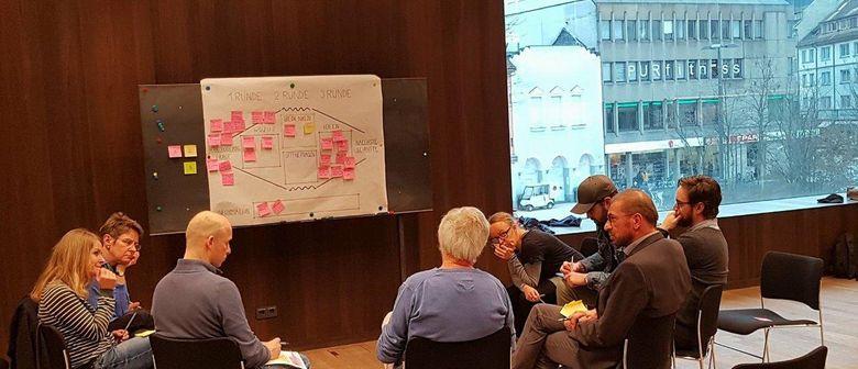 Projektschmiede: Gemeinsam nachhaltige Projekte entwickeln: CANCELLED