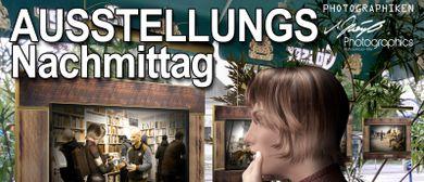 """Ausstellungs-Nachmittag im """"Brigittenauer Stadl"""""""