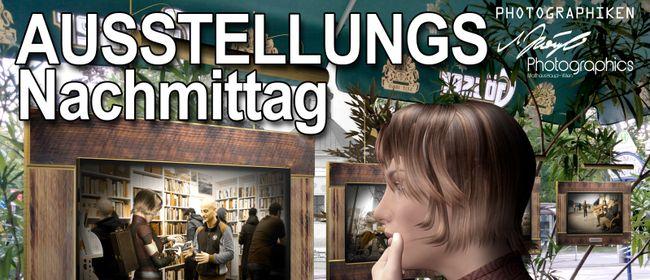 """Ausstellungs-Nachmittag im """"Brigittenauer Stadl"""": ABGESAGT"""