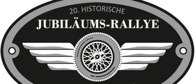 VHV Oldtimer - Jubiläumsrundfahrt 2020