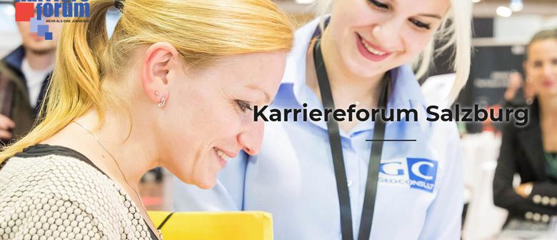 Karriereforum Salzburg - Mehr als eine Jobmesse!
