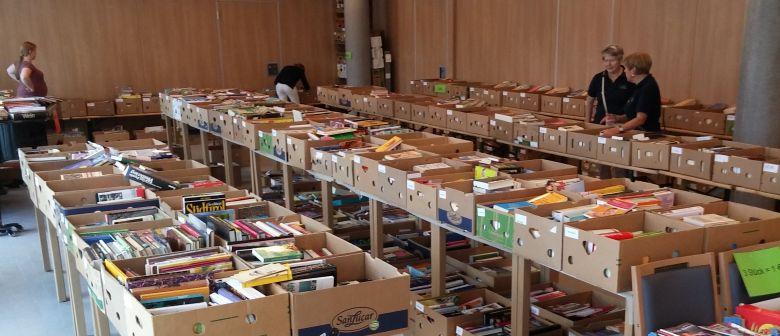 VITA MOBILE Bücherflohmarkt