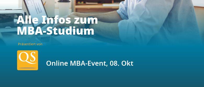 QS Online MBA Event – Österreich