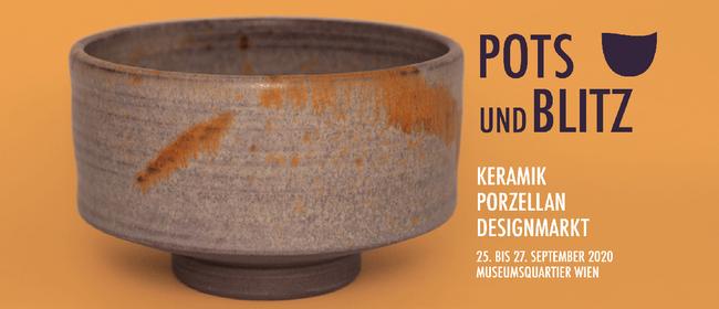 POTS und BLITZ | Keramik ∙ Porzellan ∙ Designmarkt