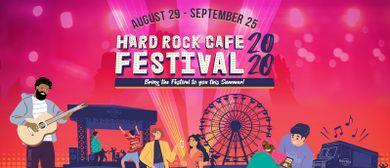 Den Festival Sommer im Hard Rock Cafe nachholen